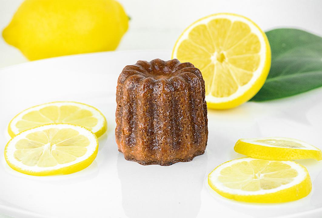 Canelé Citron